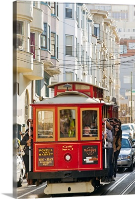 Riding the Trolley II