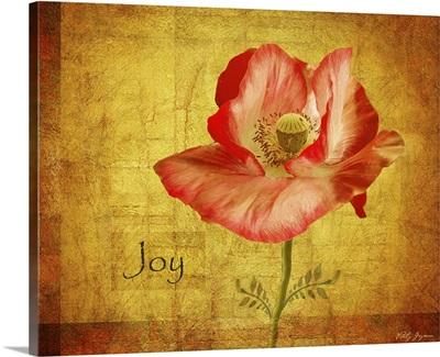Royal Poppy Joy