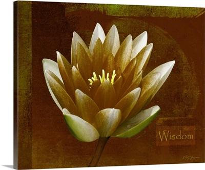 Rustic Lotus Wisdom