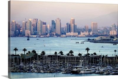 San Diego Sunset I