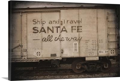 Santa Fe All the Way