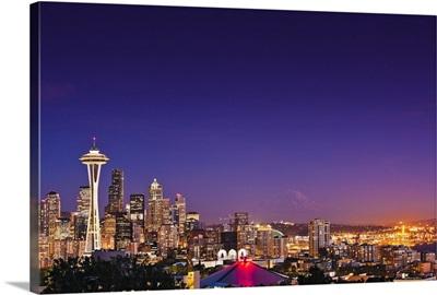 Seattle Skyline II