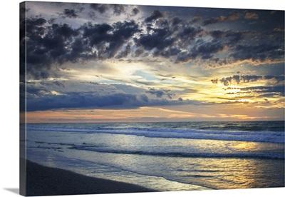 Sunrise Above The Sea IV