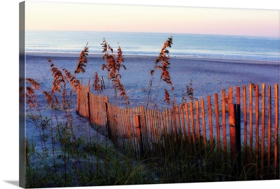Sunrise in the Dunes