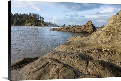 Sunset Bay Rocks