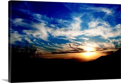 Sunset in Joshua Tree I