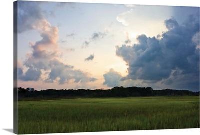 Sunset on Bogue Sound 1