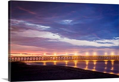 Surfside Pier Sunrise II