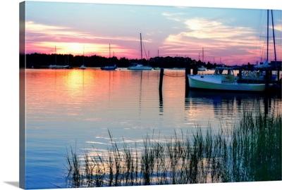 Taylor's Creek Sunset