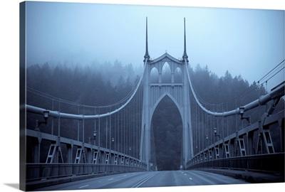 Westbound on the Bridge I