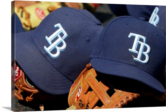 tampa bay rays baseball cap uk caps hat group hats gloves sitting