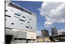 Amway Arena, home of the Orlando Magic