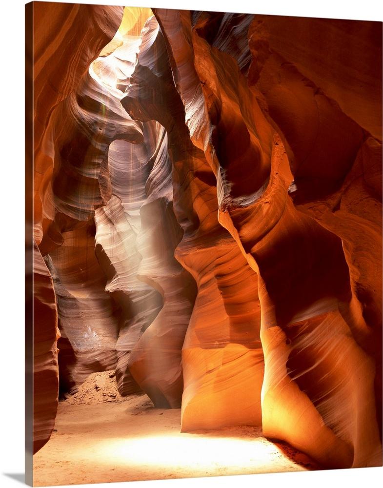 Antelope Canyon Wall Art Canvas Prints Framed Prints Wall Peels Great Big Canvas