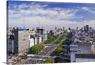 Argentina, Buenos Aires, Skyline