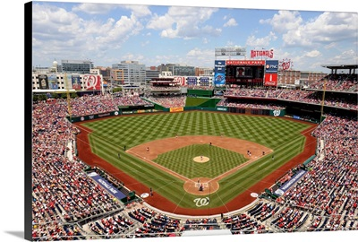 Atlanta Braves v. Washington Nationals