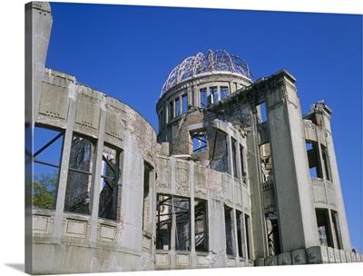 Atomic Bomb Dome, Hiroshima, Hiroshima, Japan