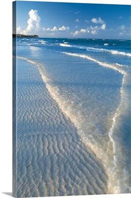 Beach of Andros , Bahamas