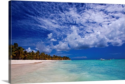 Beach, Saona Island, Dominican Republic