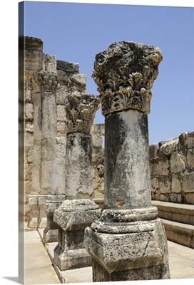 Capernaum Synagogue, Capernaum, Israel