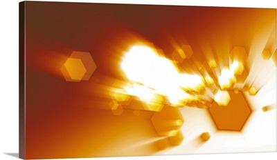 Chemistry explosion