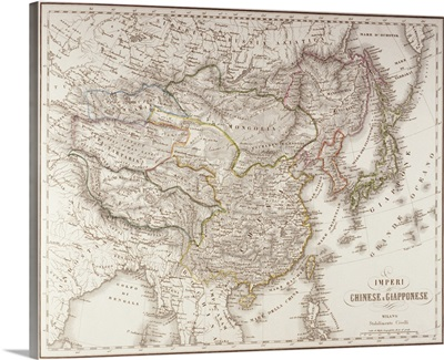 Chinese and Japanese Empires