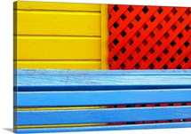 Colorful details from La Boca - Buenos Aires