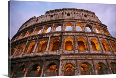Colosseum, or Coliseum, originally Flavian Amphitheatre