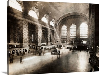Concourse Of Grand Central Terminal