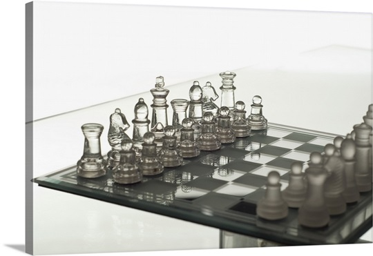 Contemporary Chess Set contemporary chess set wall art, canvas prints, framed prints