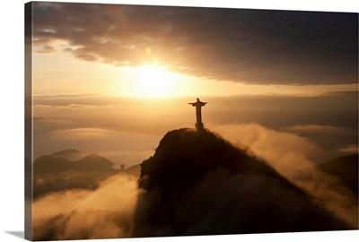 Cristo Redentor, Christ the Redeemer, Brazil