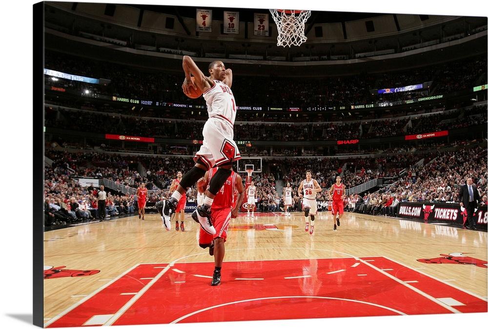 大傷之前怎麼打球?羅斯飛天遁地,魔獸告訴你什麼叫單換詹姆斯!-Haters-黑特籃球NBA新聞影音圖片分享社區