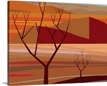 Desert at Pinacate
