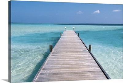Dock, Republic of Maldives