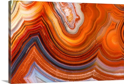 Fortifications Crazy Lace Agate
