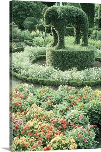 green animals topiary garden newport ri - Green Animals Topiary Garden