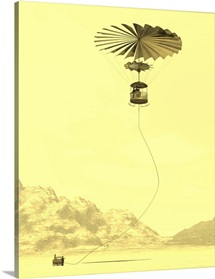 Helicopter, Illustration, CG, 3D, Sepia, Low Angle View