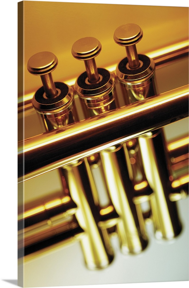 Keyed trumpet in Eb. Mueller, Lyons, c 1830 (3158). | Trumpets ...