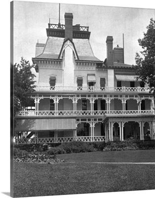 Home Of John D. Rockefeller, Forest Hill, Cleveland, Ohio
