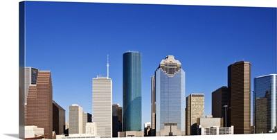 Houston skyline, Texas