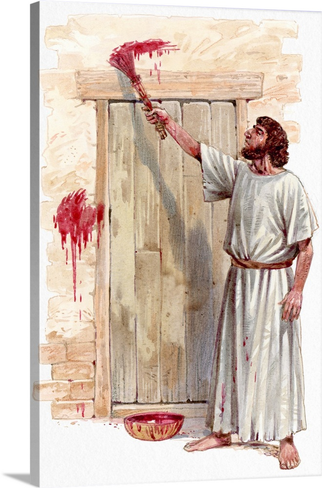 Image result for passover door