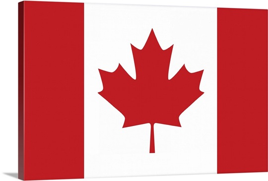 U.S. combat vet looks to Canada for cannabis sanity Illustration-of-the-national-flag-of-canada,1954014