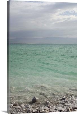 Israel, Dead Sea, seascape