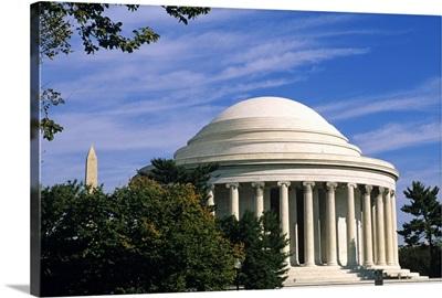 Jefferson Memorial, Washington, DC, USA