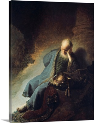 'Jeremiah' by Rembrandt