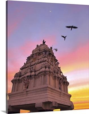 Kempegowda tower - Lal Bagh, Bangalore, karnataka, India.