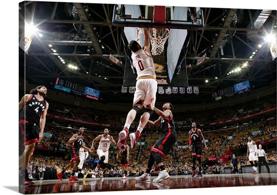 Kevin Love Cavs Dunk