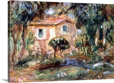 'Le Cannett' by Auguste Renoir