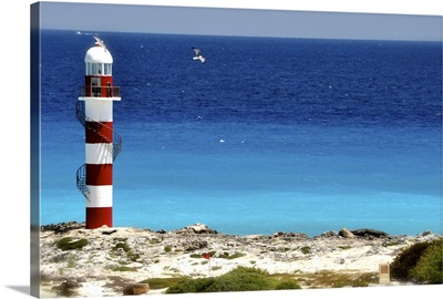 Lighthouse, Cancun, Mexico