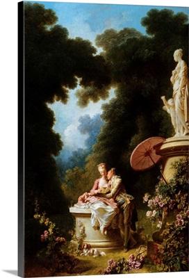 Love Letters By Jean Honore Fragonard