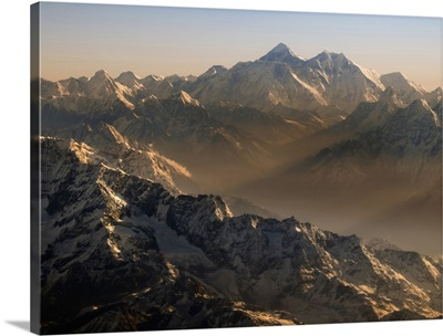 Mount Everest, Himalaya Mountains, Asia